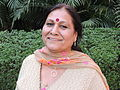Manjit Indra, Punjabi language Poetess,Punjab ,India.JPG