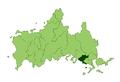Map Hikari, Yamaguchi.png