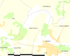 Map commune FR insee code 16326.png