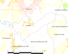 Map commune FR insee code 50034.png