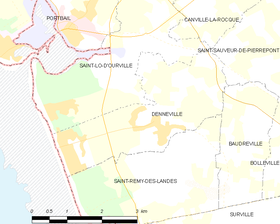 Map commune FR insee code 50160.png