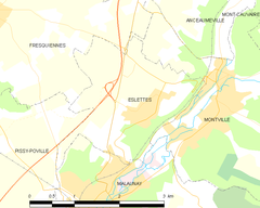 Map commune FR insee code 76245.png