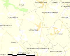 Map commune FR insee code 76470.png