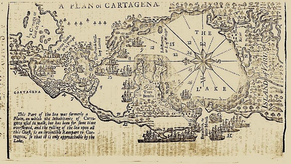 Map of Cartagena2
