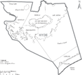 Map of Hyde County North Carolina With Municipal and Township Labels.PNG
