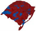 Mapa de igrejas federadas a Igreja Presbiteriana do Brasil no Rio Grande do Sul.png