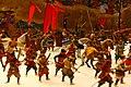 Maquete da grande guerra de Osaka (6977821925).jpg