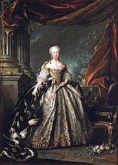 Marie-Thérèse-Antoinette-Raphaëlle d'Espagne, Dauphine de France (1726-1746)