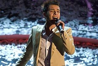 Marco Carta Italian singer