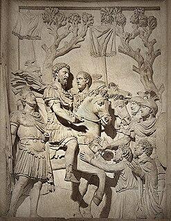 Tiberius Claudius Pompeianus Roman consul and general
