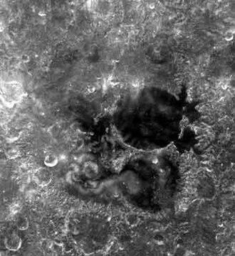 Mare Ingenii - Image: Mare Ingenii Clementine