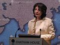 Maria Damanaki at Chatham House.jpg