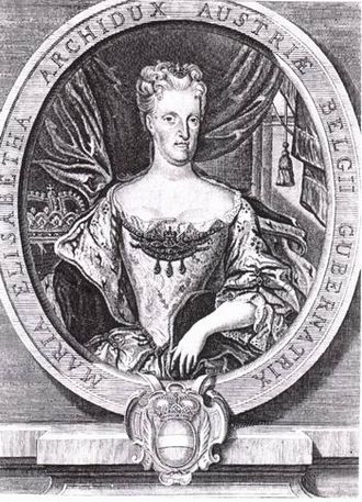 Archduchess Maria Elisabeth of Austria (governor) - Maria Elisabeth of Austria