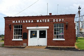 Marianna, Arkansas - Water depaertment