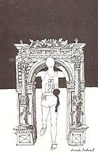 Mark Podwal Munich Massacre Remembrance Drawing