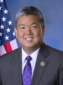 Mark Takai, official portrait, 114th Congress.jpg