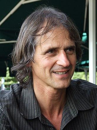 Europa-Gruss - Markus Stockhausen, director of the world premiere