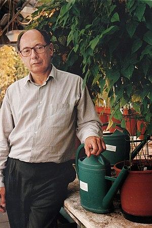Marc Van Montagu - Marc Van Montagu.