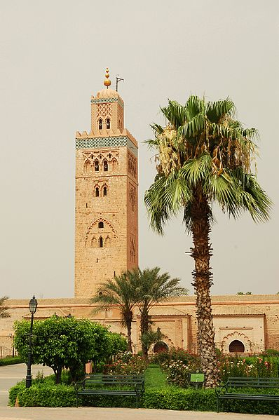 File:Maroc Marrakech Koutoubia Luc Viatour 2.jpg
