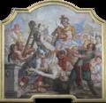 Martirio di San Pietro - Chiesa dei Santi Pietro e Paolo - Malesco.png