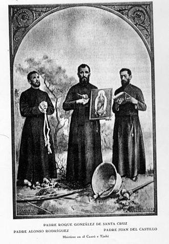 Manuel Cabral de Alpoim - The Jesuit martyrs