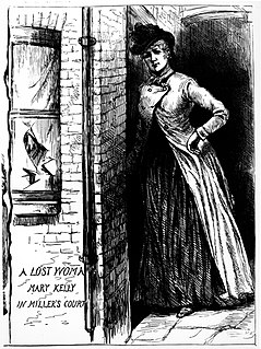 Whitechapel victim