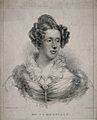 Mary Somerville (Fairfax). Lithograph after J. Phillips. Wellcome V0005545.jpg