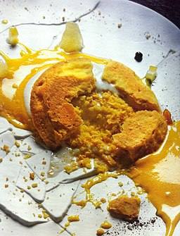 "Massimo Bottura's ""Oops! I've dropped the lemon tart!"" (14372949107)"