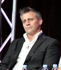 Matt LeBlanc, interprète de Joey Tribbiani
