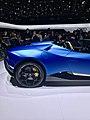 Matte Blue Lamborghini Huracan Performante Spyder (Ank Kumar) 04.jpg
