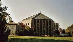 Iglesia de San Mateo, Hildesheim (1987)