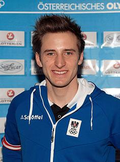 Austrian alpine skier