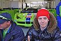 Maurizio Mediani Driver of Krohn Racing's Ferrari F458 Italia (8669063102).jpg
