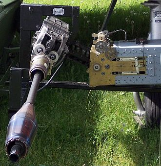 Mauser BK-27 - Helicopter-mounted Mauser BK-27