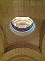 Mausoleul Eroilor (1916 - 1919) - lumina cupolei.JPG