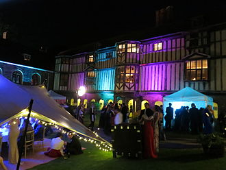 May Ball - Queens' College held its 100th May Ball in 2013