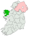 Mayo North and West Dáil constituency 1921-1923.png
