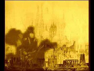 "The Triumph of Time (film) - Vassilis Mazomenos movie ""The triumph of Time"""