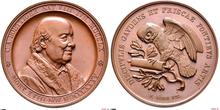 Medaille Karl August Böttiger 1835 (Quelle: Wikimedia)