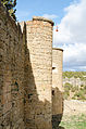 Medieval castle of Pedraza, towers.jpg