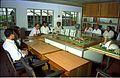Meeting With Armoogum Parsuramen And NCSM Digitaries - Science City Site Office - Calcutta 1994 383.JPG