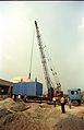 Megaride Simulator Importation - Science City - Calcutta 1996-November 047.JPG