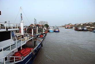 Akçakoca - Image: Melen Nehri