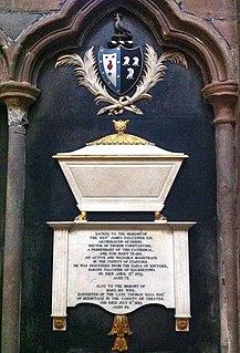 James Falconer (priest) English cleric