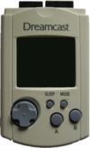 Visual Memory Unit do Dreamcast