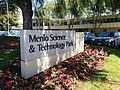 Menlo Science and Technology Park entrance 02.jpg