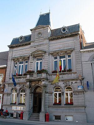 Merbes-le-Château - Image: Merbes le Château JPG01