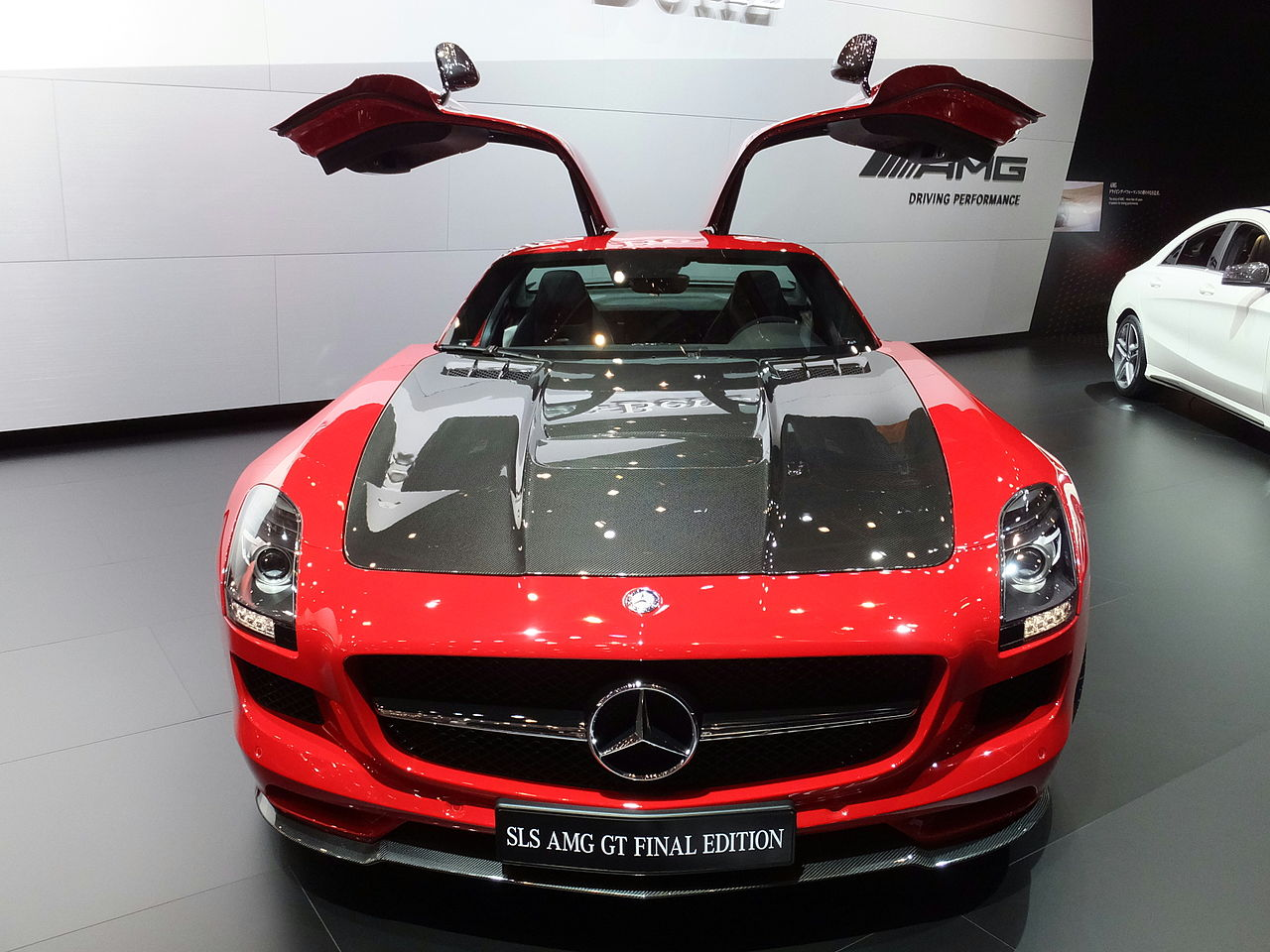 File Mercedes Benz Sls Amg Gt Final Edition At Tms2013