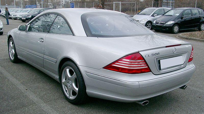 Auspuff Mercedes S C Cdi