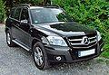 Mercedes GLK 220 CDI BlueEFFICIENCY 4Matic Offroad-Paket 20090821 front.JPG